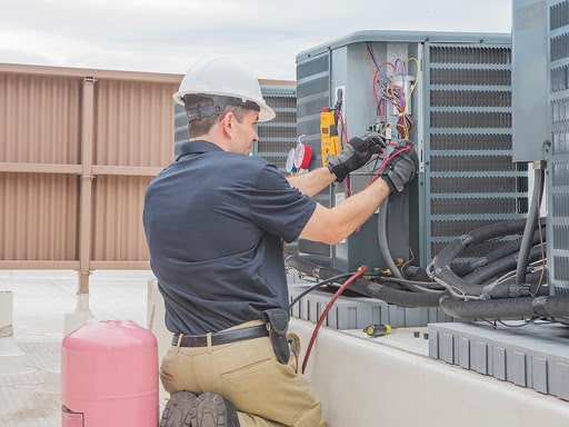 Heating and Cooling Repair Company