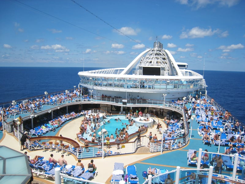 Reasons for going on a cruise