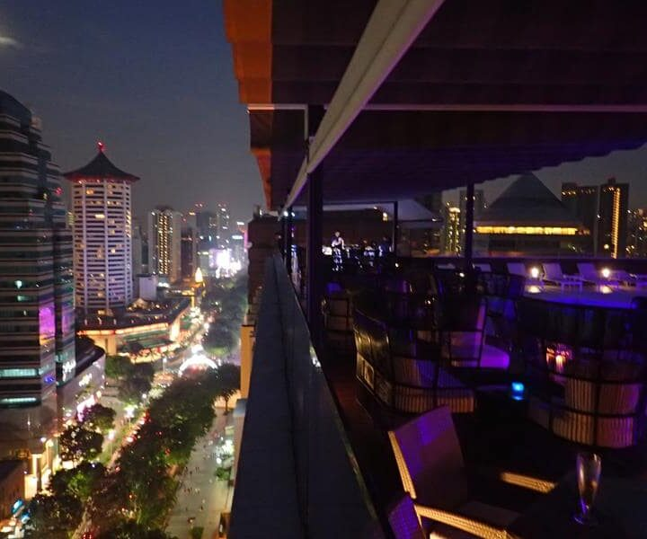 Singapore's Quays – Heaps of Fun